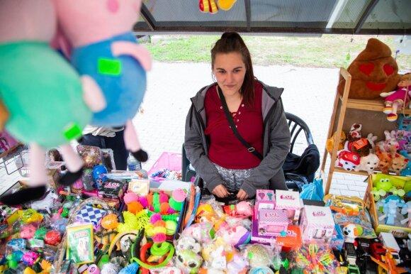 Тысячи литовцев снова стекаются в Палангу: объект внимания - настоящая сенсация