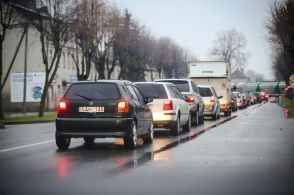 Gyvenimas prie pat Rusijos sienos: tarsi taikiniai karo lauke