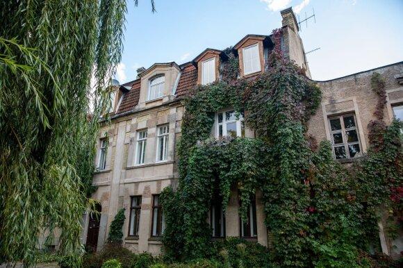 Nuostabą keliančios Vilniaus vietos: čia akimirksniu persikeli į jaukų Anglijos ar Belgijos priemiestį