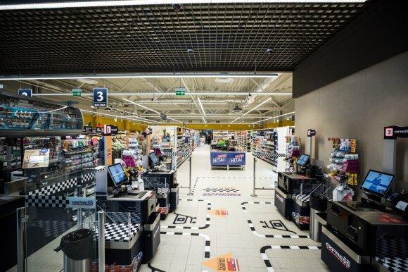 """Šiauliuose atidaryta nauja """"Maxima"""" parduotuvė"""