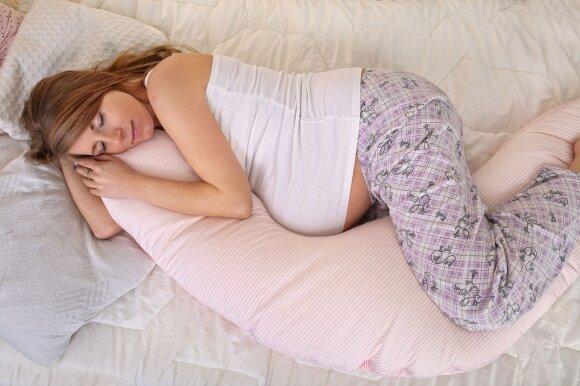 Ką sapnuoja besilaukiančios moterys?