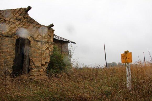 Brangiausi išardyti bėgiai Lietuvoje: vietiniai pasakoja tikrąją jų istoriją