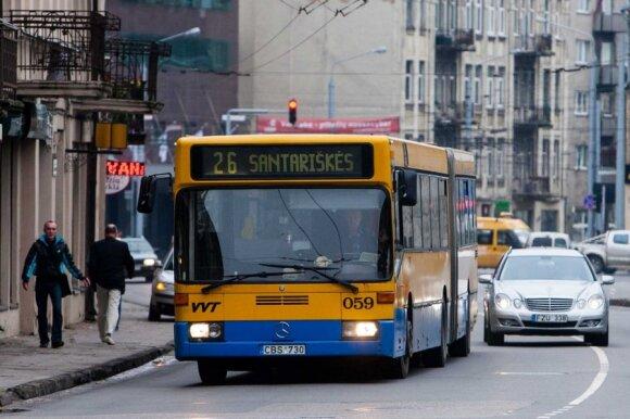 """Vilniaus viešojo transporto pertvarka: gal jau laikas pasakyti """"ne""""?"""
