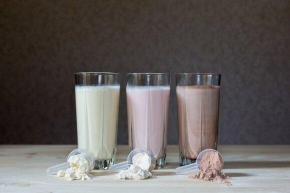 Baltymų kokteilis