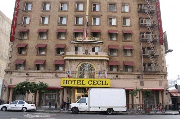 """Viešbutis """"Cecil"""""""