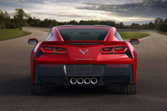 """""""Chevrolet Corvette Stingray"""""""
