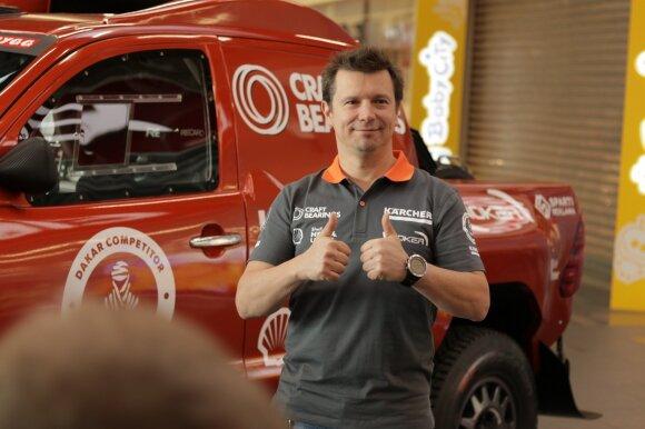 Įvertino, kuris lietuvis bus pranašesnis Dakare: skirtumai ne tokie, kaip daugelis galvoja