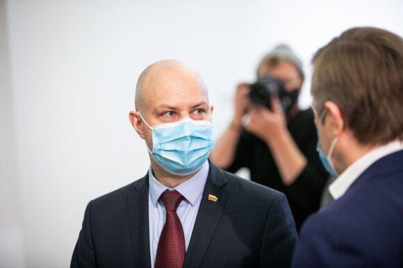 Aurelijus Veryga, Ramūnas Karbauskis