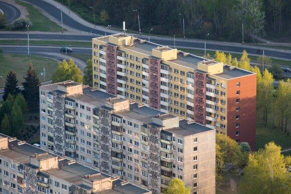Apibendrino šių metų būsto rinką: skaičiai – daugiau nei įspūdingi