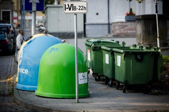 Paskelbė, kaip sostinės gyventojams sekėsi rūšiuoti 2019 metais: mažėja mišrių komunalinių atliekų kiekis