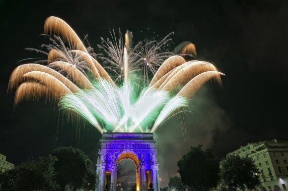 Naujieji metai Prancūzijoje