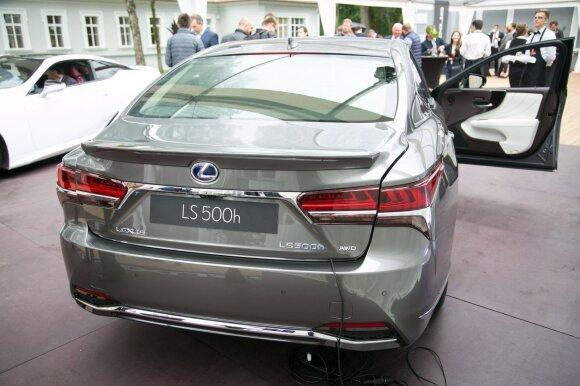 """""""Lexus LS 500 h"""""""