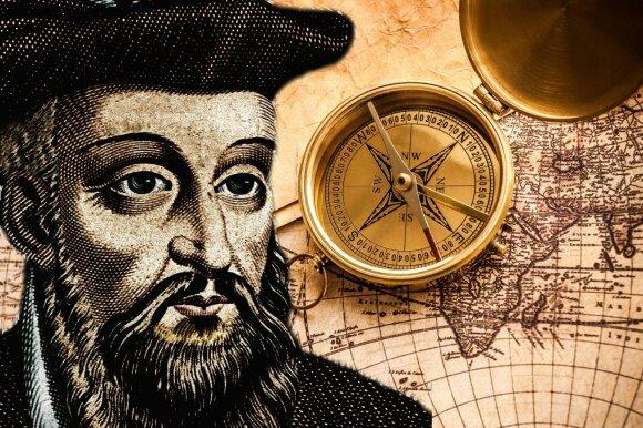 Vizijos ar haliucinacijos: ar iš tiesų Nostradamas numatė ateitį?