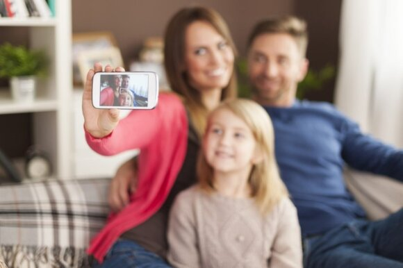Renata: kaip mes kuriame savo šeimos tradicijas
