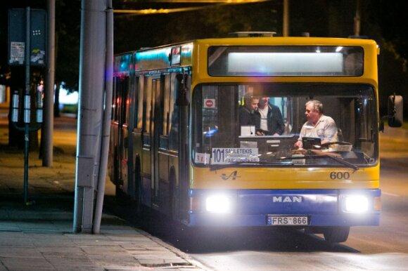 Vilnius perbraižo gatves: autobusams - papildomos juostos, vairuotojams - spūstys