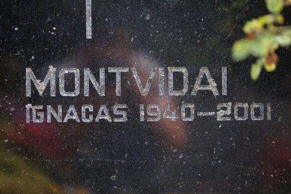 Ignaco Montvido antkapis