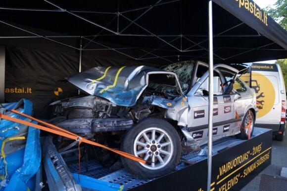 Renaldas Gabartas: Lietuva per nepriklausomybės metus tapo Europos automobilių sąvartynu