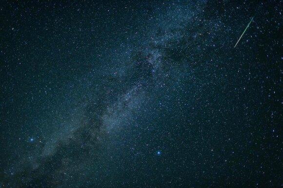 Žvaigždėtas dangus/ Scanpix/NASA nuotr.