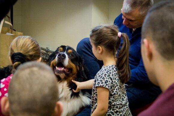 Šunų terapija