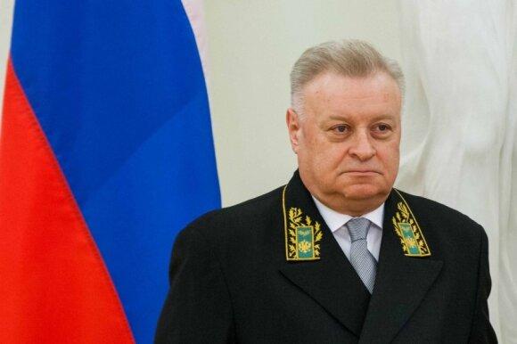 Посол России поздравил ветеранов ВМВ c Днем Победы