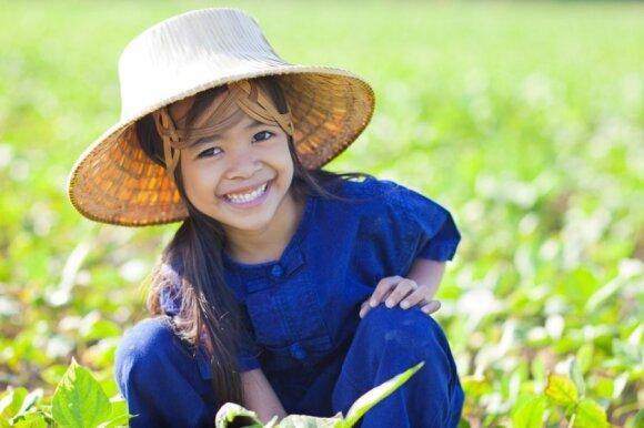 Тailandas – šypsenų šalis. Ką iš tiesų reiškia tajų šypsenos?