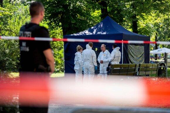 Zelimchano Changošvilio nužudymas Vokietijoje