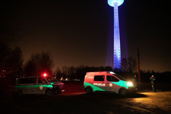 Galimai pagrobtos mergaitės paieškos Vilniuje: policija prašo visuomenės pagalbos, negauta nė vieno pranešimo apie dingusį vaiką