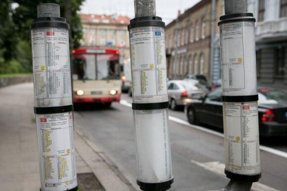 Išnarintas petys privertė susimąstyti, kur skuba autobusų vairuotojai