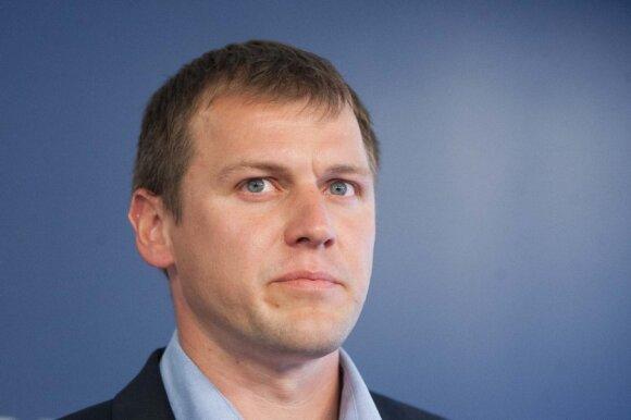 Rezonansines bylas tyręs prokuroras M. Dūda prabilo apie konfliktus prokuratūroje
