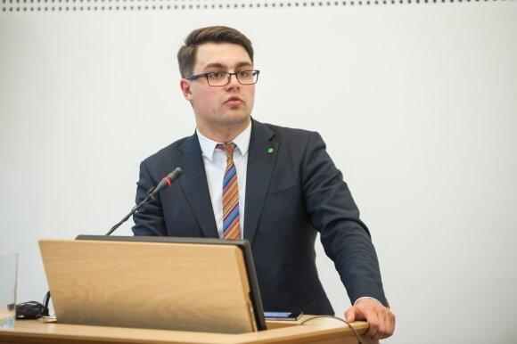 LPK Ekonominės ir socialinės verslo aplinkos skyriaus vedėjas J. M. Preikša