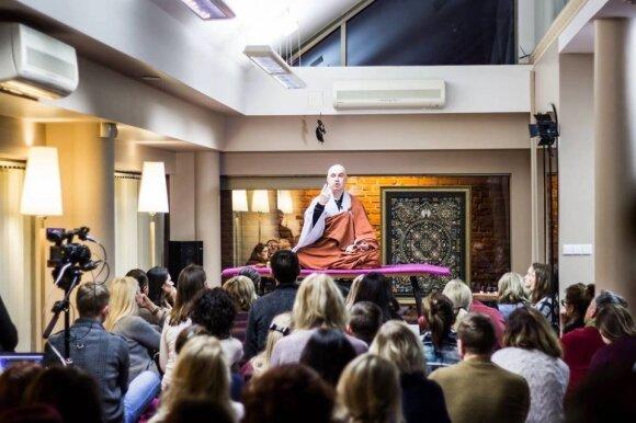 Vienuolis Kęstutis Marčiulynas: pinigai gali sugadinti net ir patį dvasingiausią žmogų