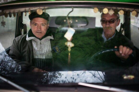 """Kadras iš filmo """"Ukrainos šerifai"""""""