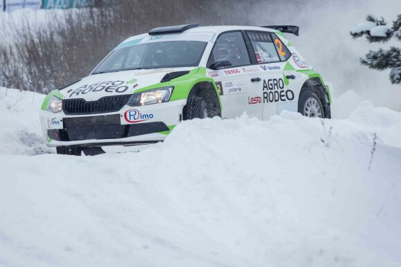 """Winter Rally 2019"""