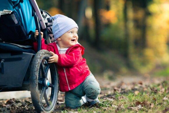 Griauname 10 mitų apie tai, kaip išsirinkti tikrai gerą vežimėlį vaikui