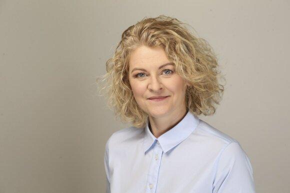 Mokytoja Jurgita Blažienė