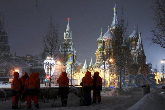 Rusijos aktyvistas: valdžia taip atitrūko nuo tikrovės, kad nebenori maitinti visuomenės