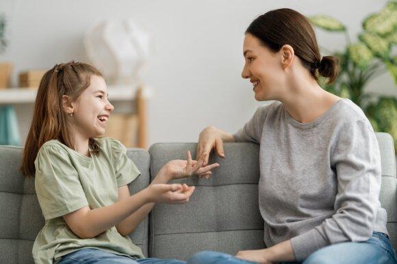 Specialistai pataria: į ką reiktų atsižvelgti namuose ugdant pačius mažiausius