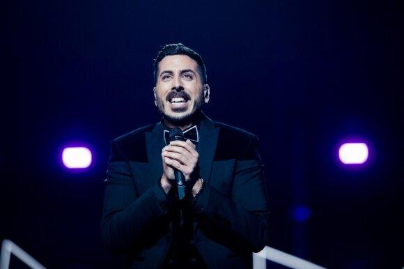 Eurovizijos finalas. Izraelis: Kobi Marimi – Home