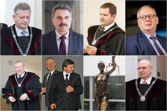 """""""Торговля правосудием"""": в Литве задержаны восемь судей и пять адвокатов"""