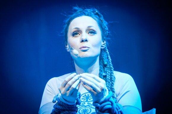 Dainininkė A. Smilgevičiūtė – apie šio amžiaus iššūkius mūsų kalbai