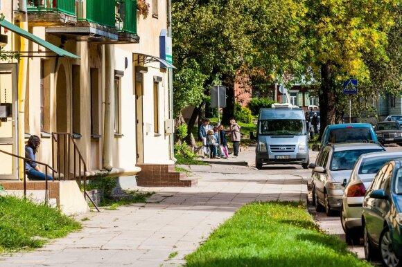 Ypač mažų butų atgimimas Vilniuje