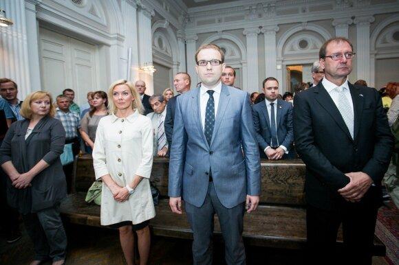 Įklampino ištikimybė Darbo partijai: L. Graužinienė žadėjo mokėti už straipsnius laikraštyje