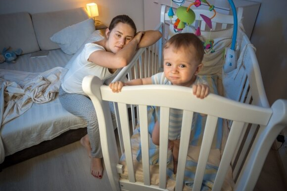 10 dalykų, kurių patyrusios mamos nepasako kūdikio besilaukiančioms moterims