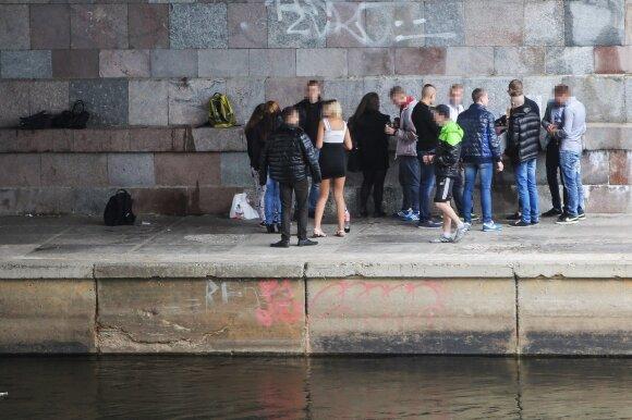 Darbo pasiūlymas – infiltruotis į gatvės jaunimą