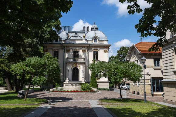 Vileišių rūmai, Vilnius