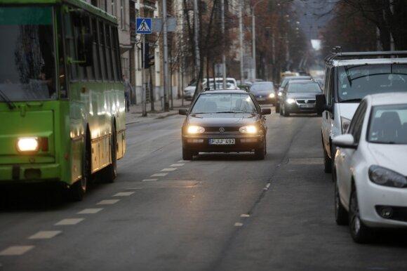 Kęstučio gatvė Kaune