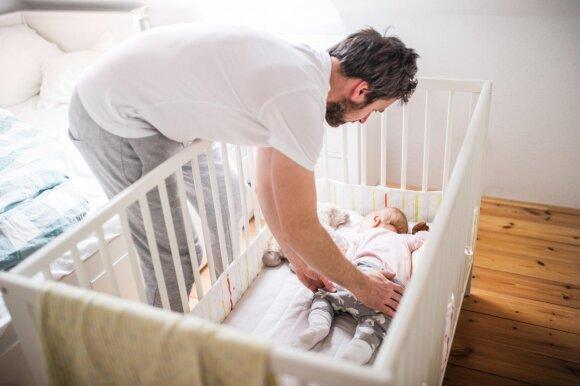 10 dalykų, kuriuos turi žinoti kiekvienas būsimas tėtis