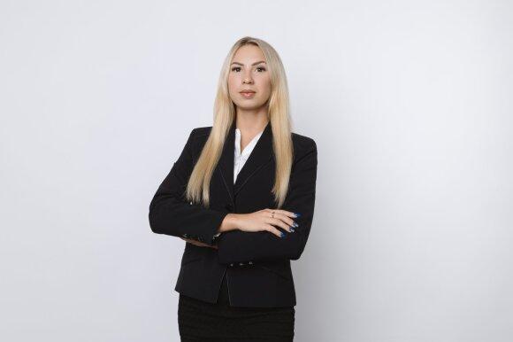 PTO viešinimo ir marketingo specialistė Eglė Razbadauskaitė