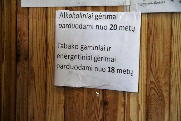 Draudimų galia ar sveika gyvensena? Alkoholį lietuviai šiandien perka jau kitaip