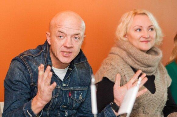 R. Rudokas ir  I. Norkutė